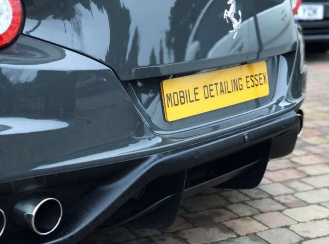 Mobile-Detailing-Essex-Customer-Ferrari