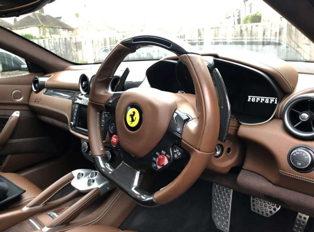 Mobile-Detailing-Essex-Customer-Ferrari-Interior